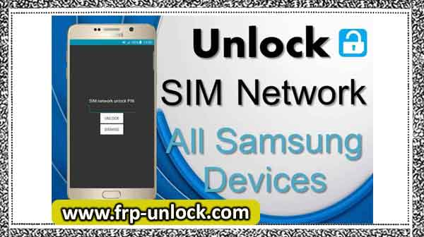 Samsung S6 Edge, J7, J5, J3 How To Unlock Sim Network Pin on All Devices SIM network PIN unlocked