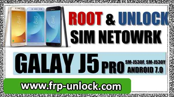 Root and unlock SIM Network Galaxy J5 Pro by Z3X Tool Free Remember, root and unlock SIM network