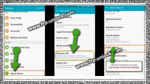 Samsung S6 Edge, J7, J5, J3 How To Unlock Sim Network Pin on