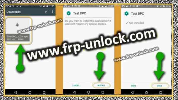 Remove FRP lock ZTE Blade with GSM ADB FLASHER tool | FRP
