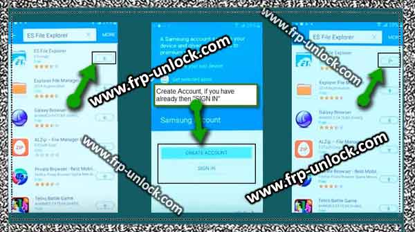 How to bypass google account Galaxy J2 Verification   FRP-Unlock com