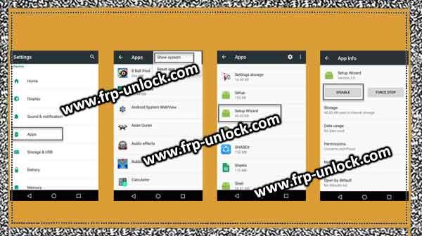 How to bypass LG Google Verification K8, K7 LG LG V10 LG G5